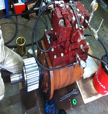 VIMTEC SERVICE AND TESTED IHI MOTOR
